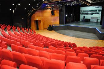 CC 't Vondel - concertzaal